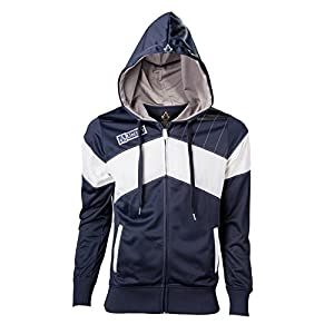 Assassins Creed Unity Zipper Hoodie, Herren Kapuzenjacke