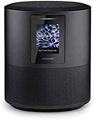 Bose 795345-4100 Home Speaker 500, Triple Black, Smart Speaker with Bluetooth, Wi-Fi and Airplay 2
