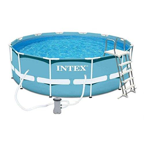 Intex - Piscine tubulaire INTEX 3,66 x 1.22 m