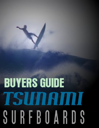 tsunami-surfboards-surfing-gear-buyers-guide-english-edition