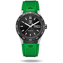 TAG Heuer CONNECTED Luxury Smart Watch (Android/iPhone) (Green)