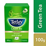 Tetley Green Tea, Long Leaf, 100g