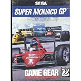 Super Monaco GP - Game Gear - PAL -