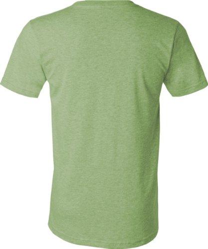 Bella  Unisex T-Shirt grün - Heather Green