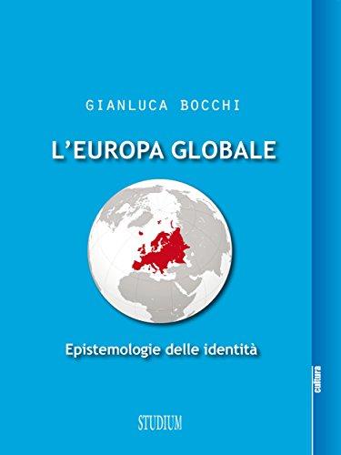 L'Europa globale: Epistemologie delle identit
