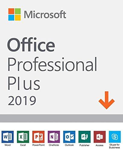 Office 2019 Professional Plus 32/64 BIT - Licenza Elettronica inviata in giornata tramite email Amazon + Guida