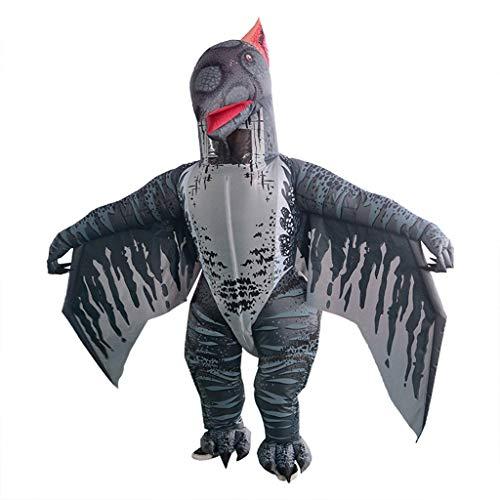 Kostüm Babys Kitty Hallo - Parodie Spielzeug, Chshe, Der Erwachsene Aufblasbare Dinosaurier Explodiert, Das Kostüm Partei Partei Spielzeug, Hochwertige Wasserdichte Polyester-Material (Wie Abgebildet)