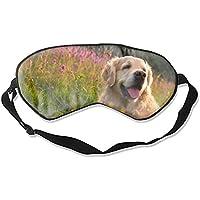 Schlafmaske, bequem, Golden Light Hund Schlafmaske für Reisen, Mittagsschlaf oder Mediation oder Yoga preisvergleich bei billige-tabletten.eu