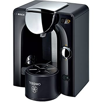 Bosch TAS4013GB Tassimo Hot Beverage Maker, Red: Amazon.co.uk: Kitchen & Home