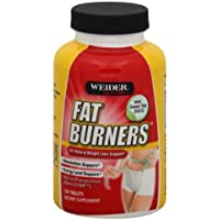 Weider Dynamic Fat Burners 120 tabs