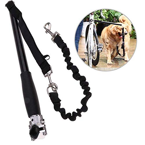 Wefaner Dog Bicycle Exerciser Leash Hands Free Bicycle