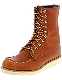 Red Wing Mens 8 Moc Toe Classic 8830 Leather Boots