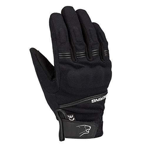 Bering Par de guantes moto LADY Borneo Negro T8