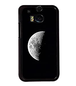 Planet 2D Hard Polycarbonate Designer Back Case Cover for HTC One M8 :: HTC M8 :: HTC One M8 Eye :: HTC One M8 Dual Sim :: HTC One M8s