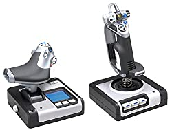 Saitek X52 Flight Control System Joystick für PC