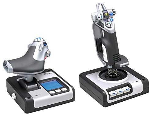 Saitek X52 Flight Control System Joystick für PC