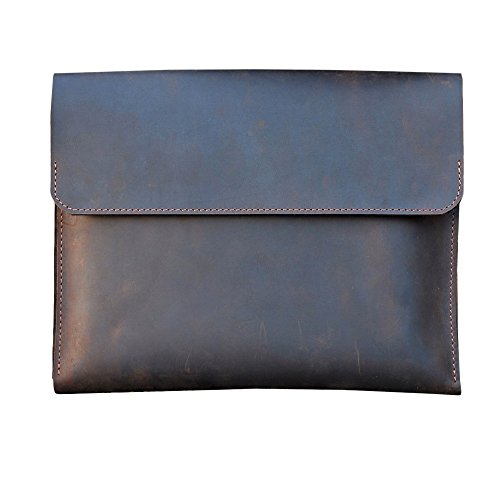 leather-clutch-black-handmade-purse-wallet-for-woman