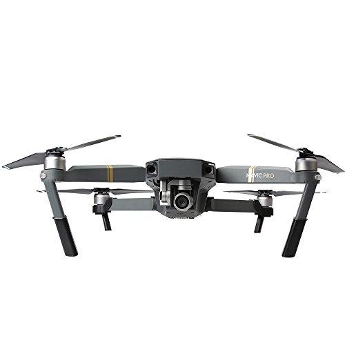 Tren de aterrizaje para drone DJI Mavic Pro, por RCstyle, negro