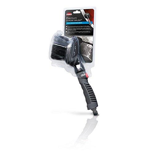 Waschbürste mit Schlauchanschluß C1 Water Brush damit kann das Auto auch vor der Wäsche abgespritzt werden