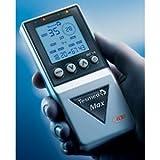 elettrostimolatore muscolare professionale Tesmed MAX 830 con 20 elettrodi :...