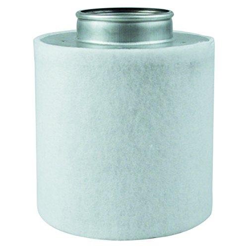 Kohlefilter (Prima Klima Aktivkohlefilter bis 240m3/h - 100mm Anschlussflansch - Aktivkohlefilter Grow AKF)