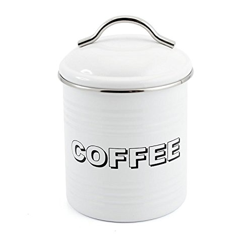Leonardo Collection'Home Sweet Home Kaffee Container, weiß