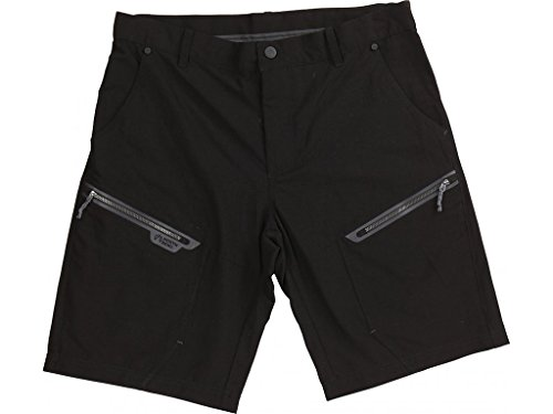North Bend Extend Shorts Men Größe XL schwarz 9500