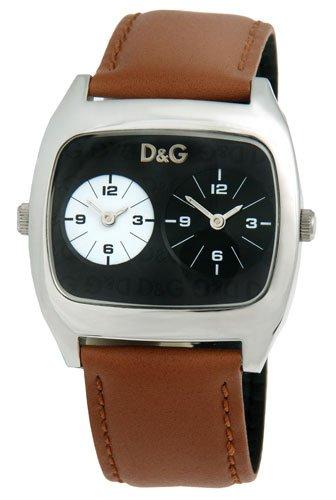 Dolce & Gabbana 3719240271 - Reloj de pulsera unisex, Cuero