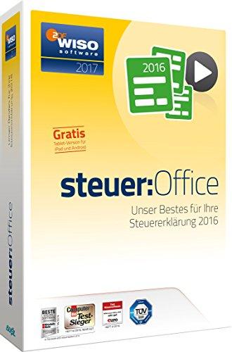 WISO steuer: Office 2017 (für Steuerjahr 2016) [PC] Picture