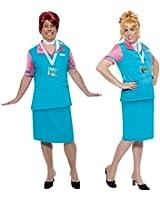 Flylo Check In Staff Fancy Dress Costume