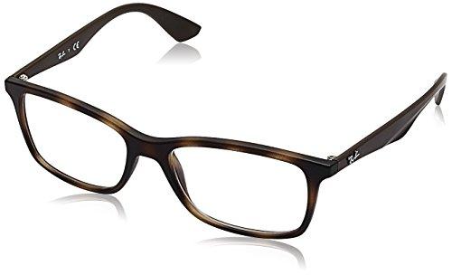 Ray-Ban RAYBAN Damen Brillengestell 0rx 7047 5573 54, Mehrfarbig