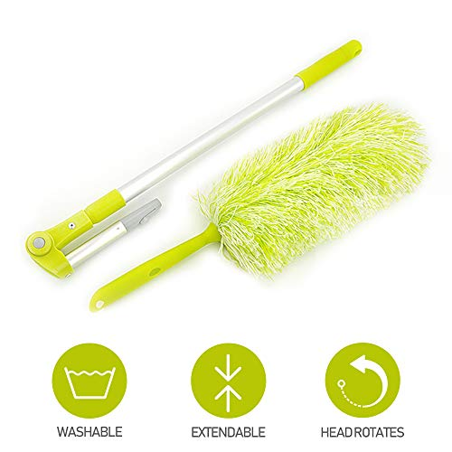 SAMMIU Microfiber Feather Duster, 57