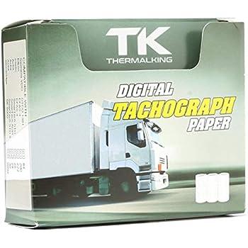 Tachographenrollen 57mmx8m Tachorollen Thermorollen digitale Tachographen