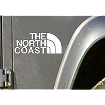 La Costa Norte coche adhesivo JDM VW DUB VAG EURO Race Drift Funny Surf