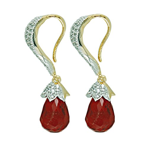 affinity-jewellers-designer-crystal-drop-american-diamond-red-dangle-and-drop-earring-gold-plated