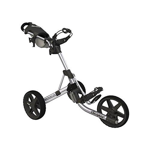 Clicgear 3.5+ - Golf Trolley (aluminium)