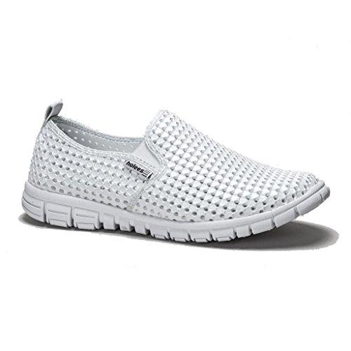 holees original et léger en mousse mémoire pour femme à enfiler Flâneur  Chaussures – Différentes tailles