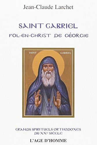 Saint Gabriel Fol-en-Christ de Georgie