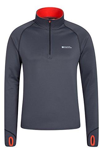Mountain Warehouse Stalactite Herren Stetch Top Funktionsshirt Sport outdoor leicht schnel