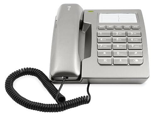 Doro Matra D912C Téléphone Filaire Touches extra-larges Bibloc Touche bis