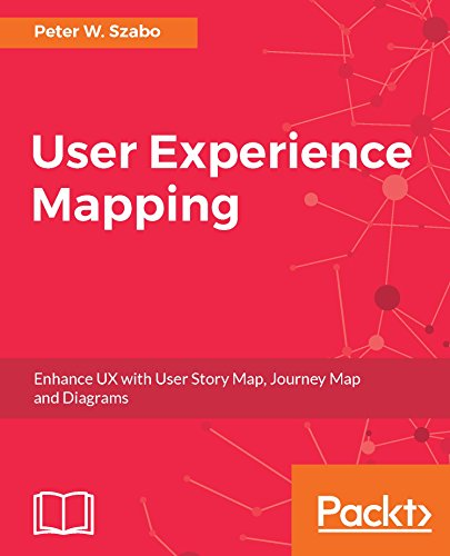 User Experience Mapping: Enhance UX with User Story Map, Journey Map and Diagrams (English Edition)