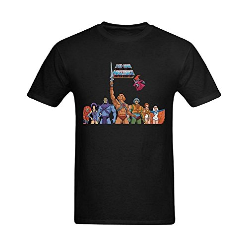 Men's Masters Of The Universe He-man T-shirt