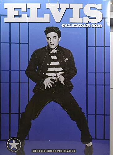 Elvis Presley Kalender 2019 Tributkalender Wandkalender NEU DIN A3 -