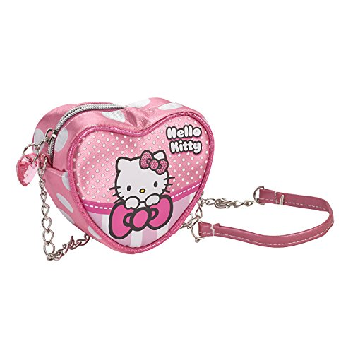 Hello Kitty – 45677 – Tasche Herz (Kitty Hello Handtasche)