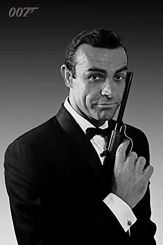 1art1® 42840 James Bond 007 - Póster Mi Nombre es