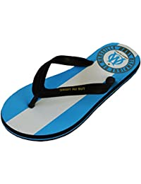 Tongs OM - Collection officielle OLYMPIQUE DE MARSEILLE - Taille adulte homme