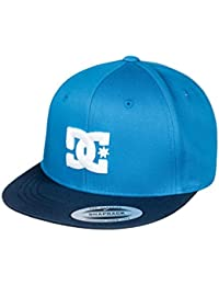 DC APPAREL Ragazzi Snappy Cap, Bluebell Solid, S