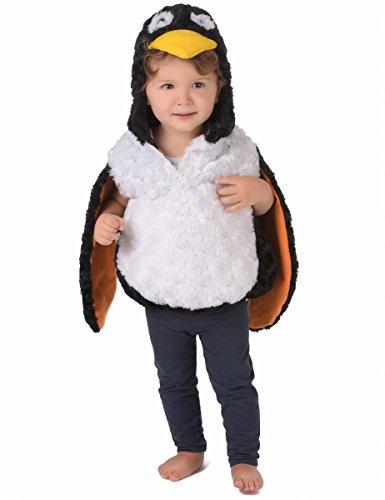 18 Monate Kostüm Pinguin - Generique Warmes Pinguin-Kostüm für Kinder 86/92 (18-24 Monate)
