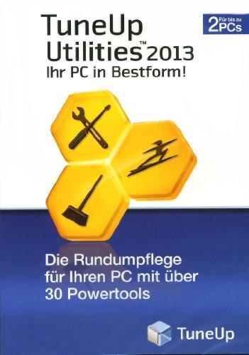 TuneUp Utilities 2013 - 2 PC