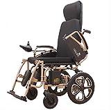 JL-Q Elektrischer Rollstuhlfalte ältere und behinderte intelligente automatische Rollstuhl-Multiklask-Funktion Lithium-Batterie vierrädrigen Roller